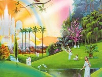 Sete Razões que Farão do Céu o LugarIdeal
